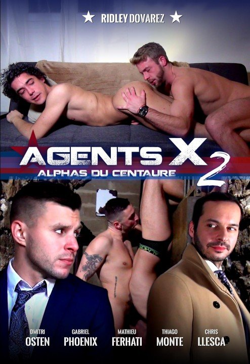 Agents X 2 | Alphas of Centaur - Full Movie