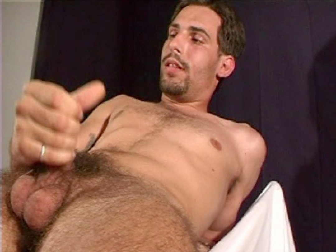 Imagine this straight cock in your mouth!