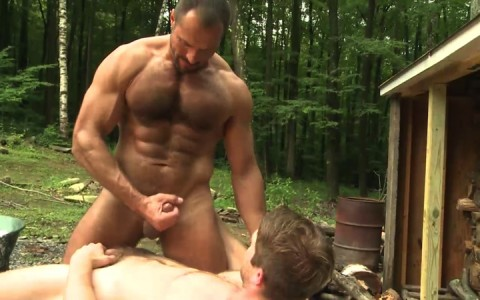 L16285 MISTERMALE gay sex porn hardcore fuck videos males beefy hairy studs hunks 10