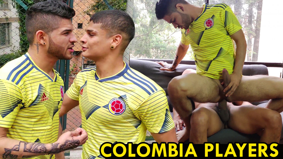 COLOMBIA COVER