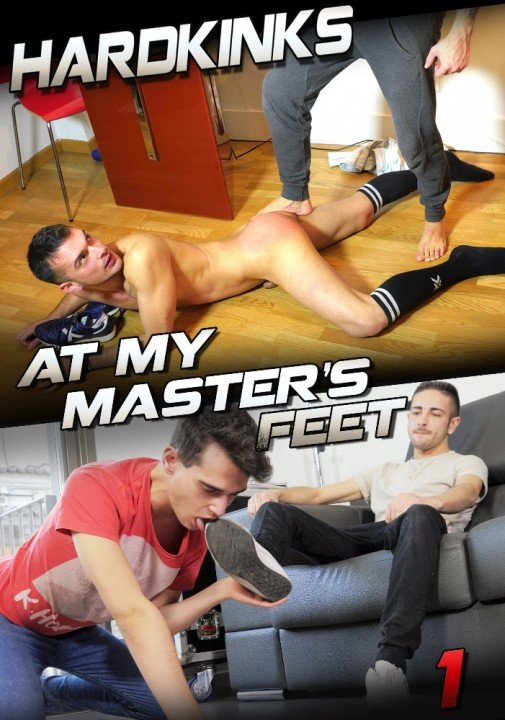 At my master's feet 1