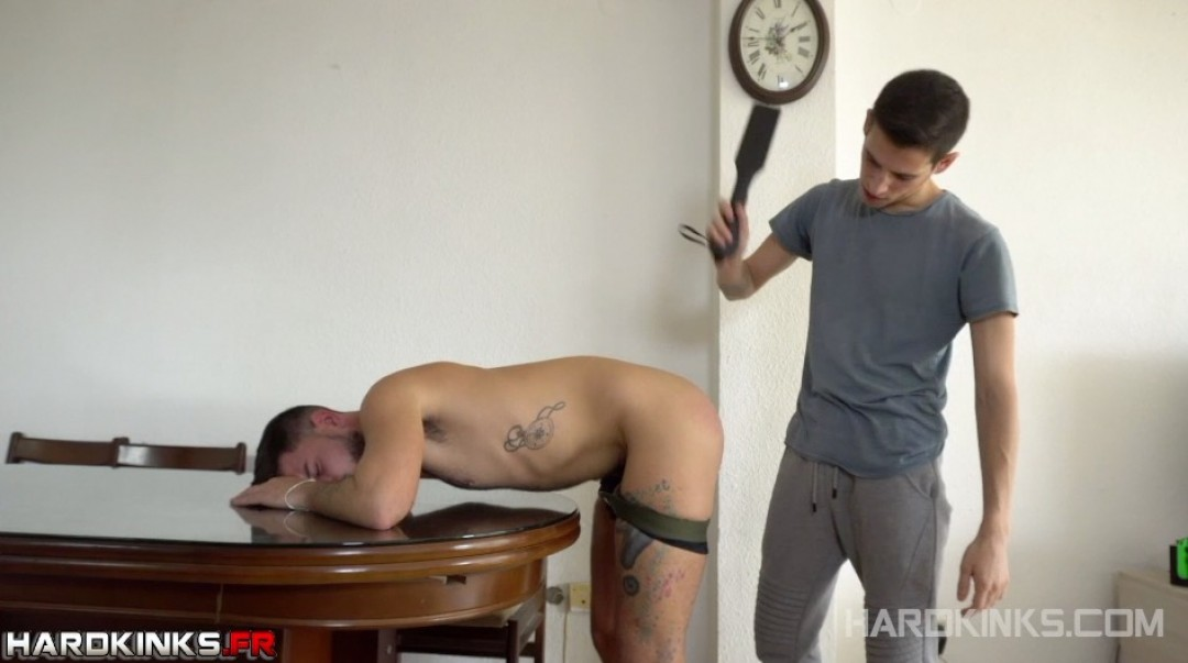 hard kinks gay porn spain hard kink 2