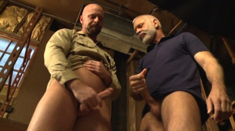 L16084 MISTERMALE gay sex porn hardcore fuck videos butch beefcake scruff hairy muscled macho hunky hunks 043