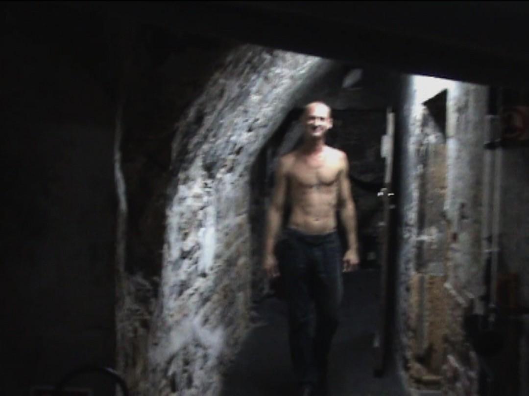 Passage en cave