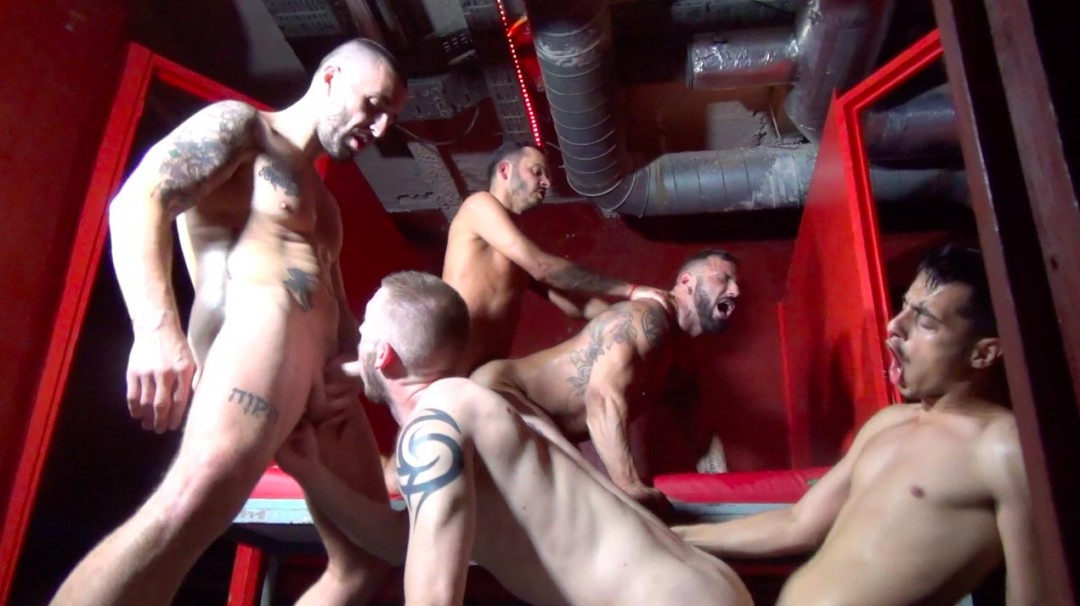 Secret Agents in gang bang no taboo | Agents X 3 - Part 4