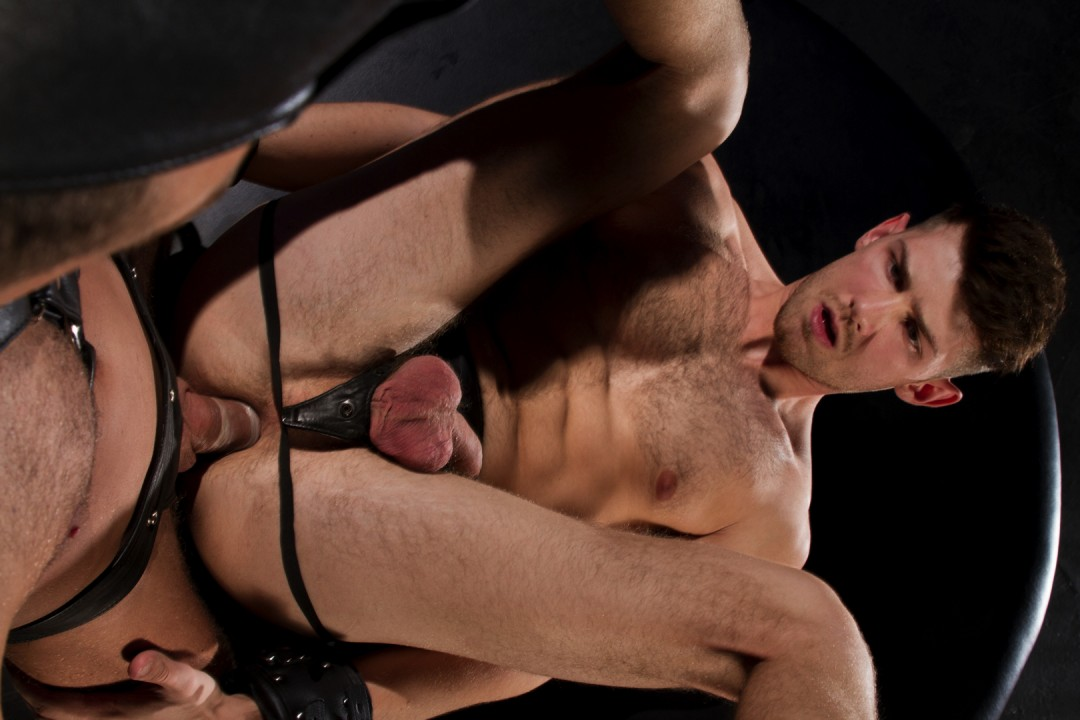 Ready to do anything to get fucked by Logan Moore