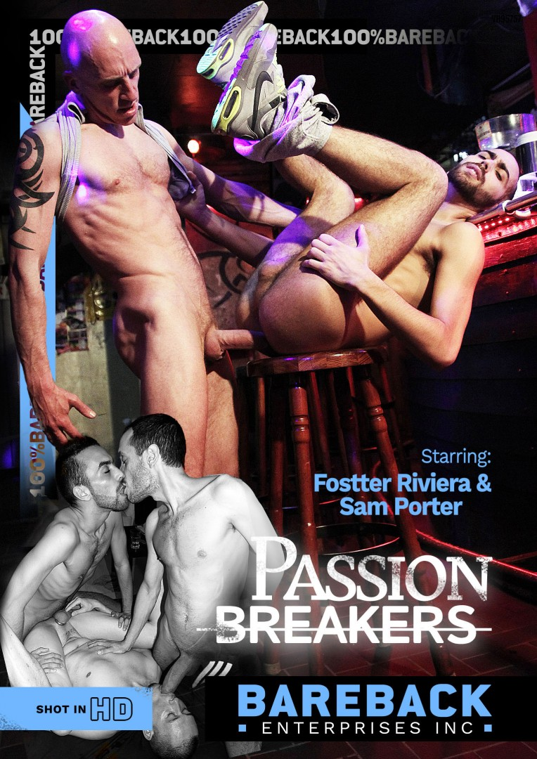 BEI005 Passion Breakers   cover   copie