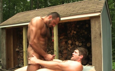 L16285 MISTERMALE gay sex porn hardcore fuck videos males beefy hairy studs hunks 11