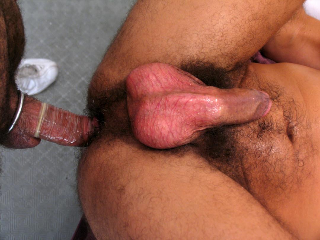 Man on Man Massage Action!!