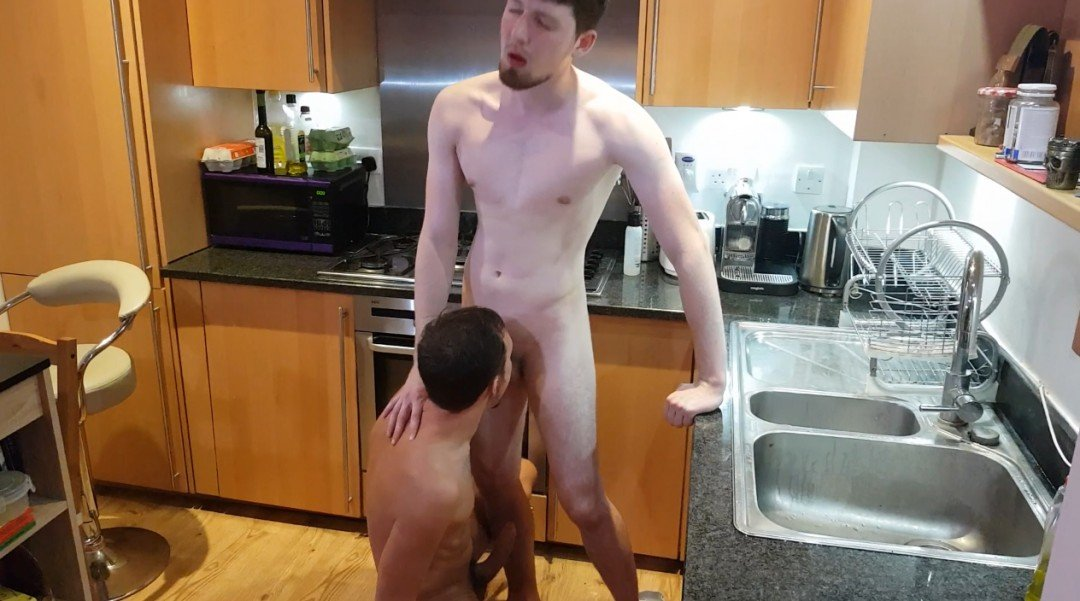 Sextape homemade with BOB STEEL and MAXENCE ANGEL