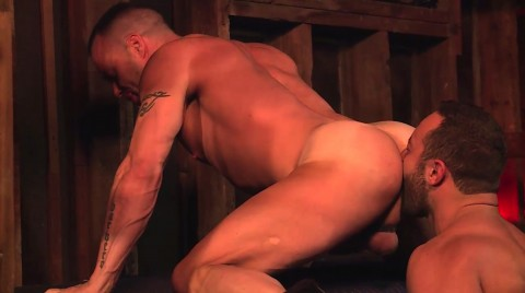 L16321 MISTERMALE gay sex porn hardcore fuck videos macho hairy hunks muscle 10