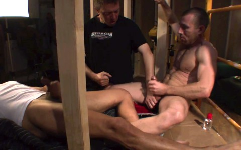 L16096 MISTERMALE gay sex porn hardcore fuck videos butch scruff macho hunks 15