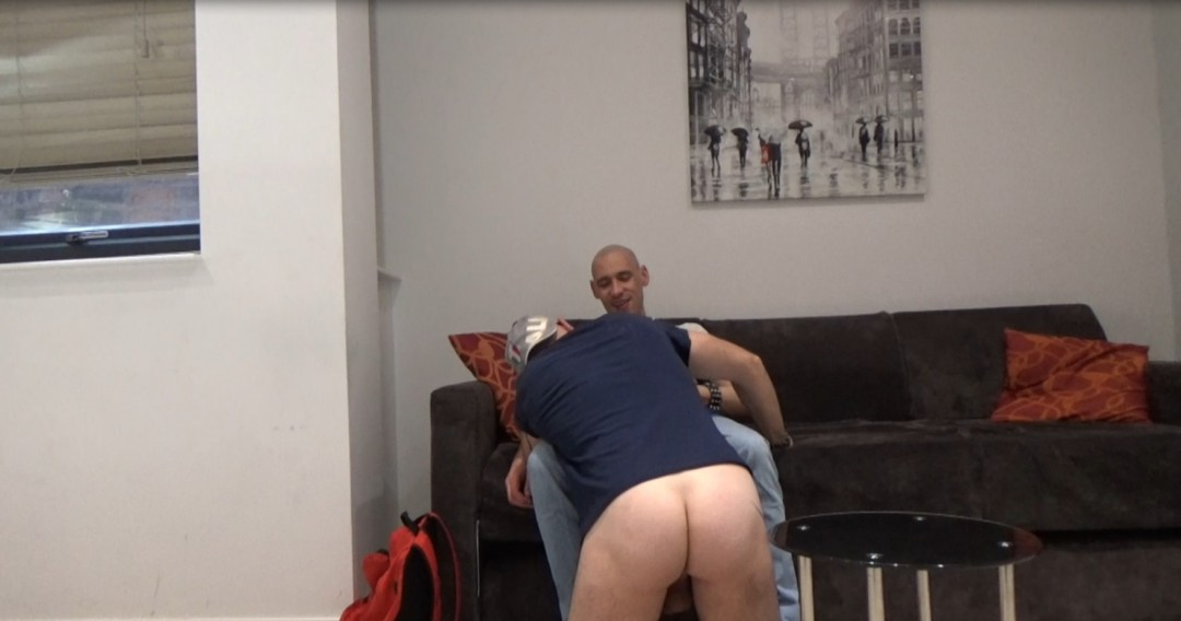 Webcam backstage, jess fucked by SKingBOSS with humiliation