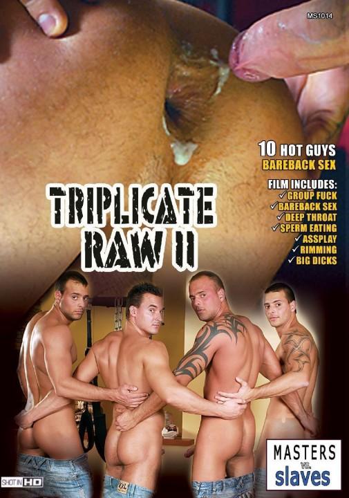 Triplicate Raw 2