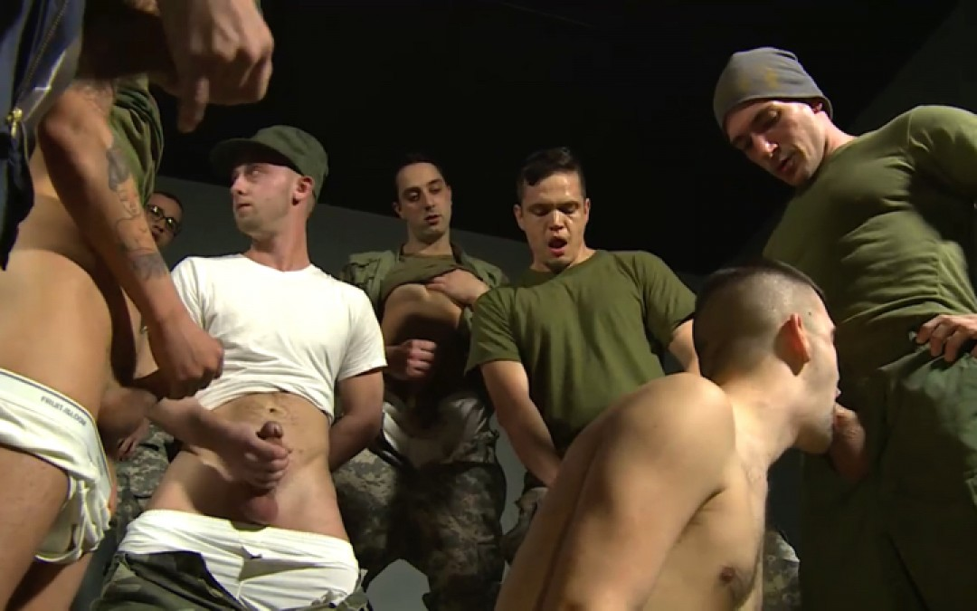 Army cocksucker