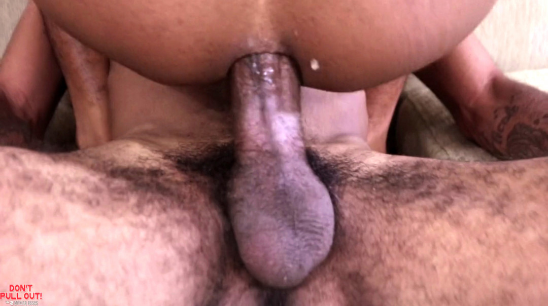 Big black dick is always good for the ass