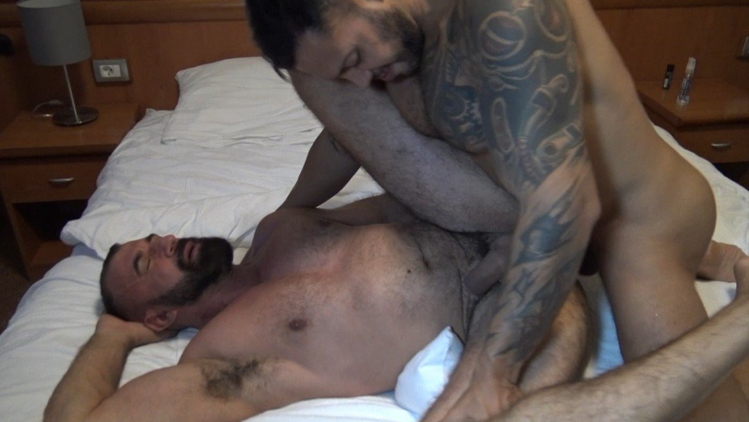 The daddy JOE CASIO used bare by Viktor ROM