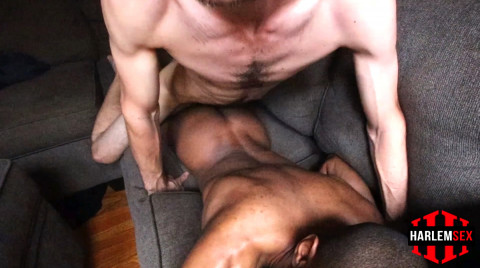 L18753 HARLEM gay sex porn hardcore fuck videos deepthroat blowjob suck mouthfuck cum swallow sperm 07