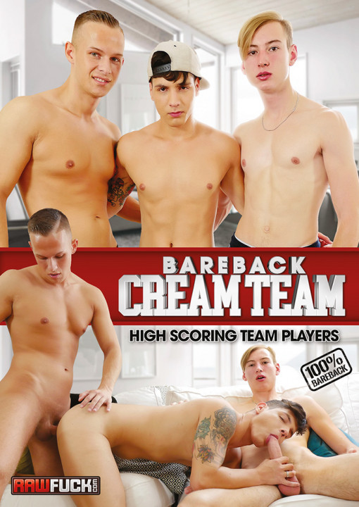 Bareback Cream Team