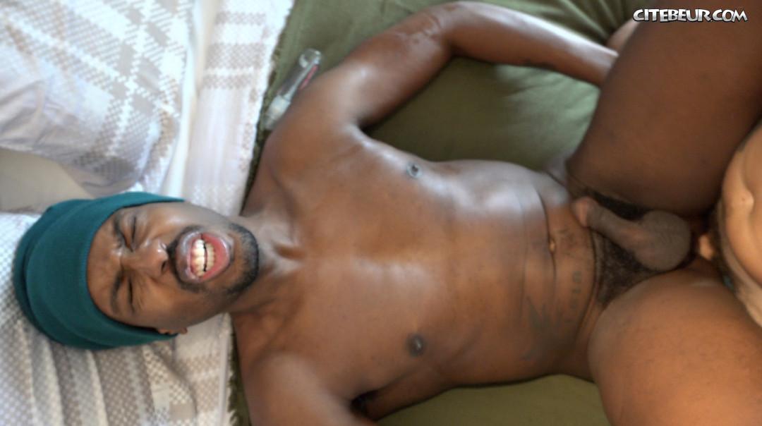 black gay baisé hard