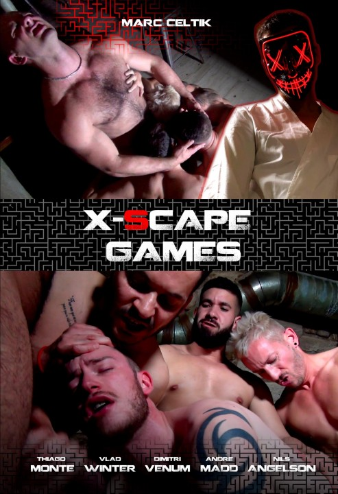 X-Scape Games | Mask X-stories