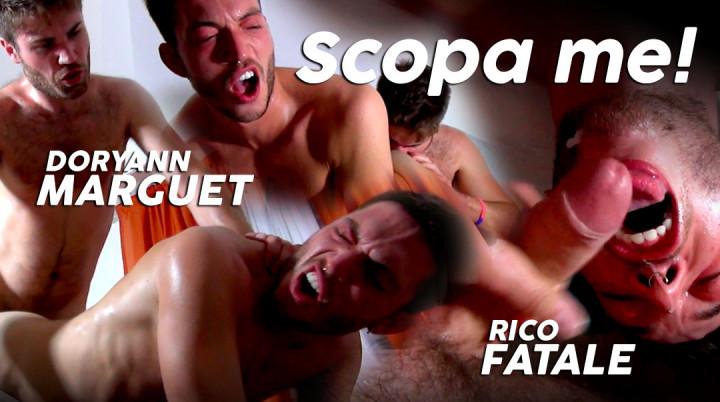 Scopa me! Where to fuck an Italian like a bitch