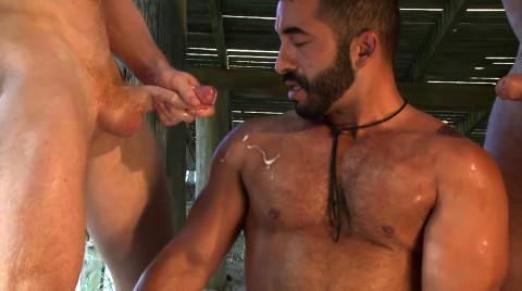 L16101 MISTERMALE gay sex porn hardcore fuck videos male butch hairy muscled studs hunks macho men xxl cocks cum 14