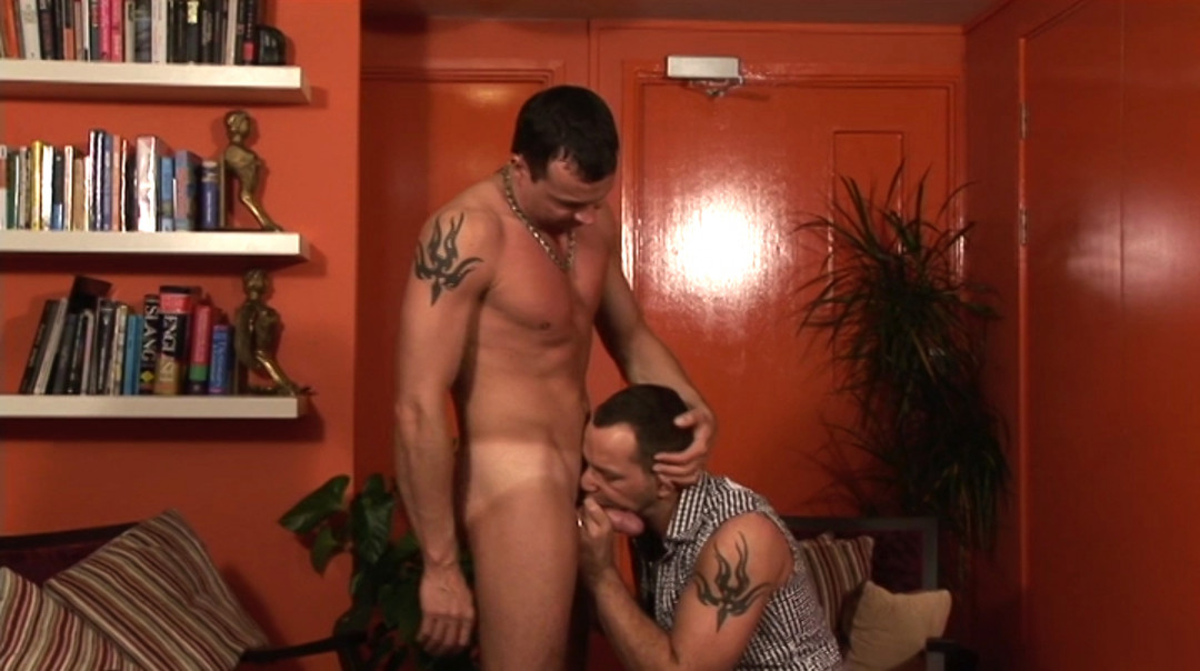 Gay Creampie for the daddies