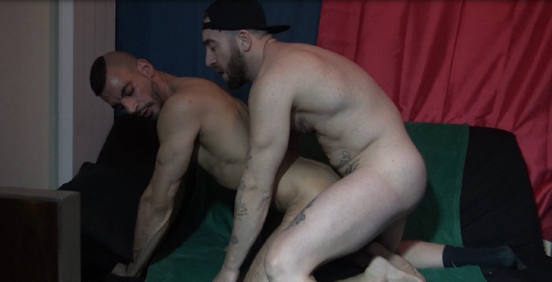 Faruk fucked bareback by Manuel SCALCO