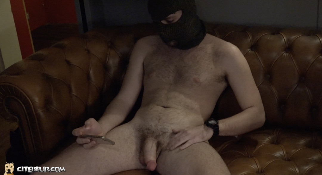 Large arab cock for submissive sucker