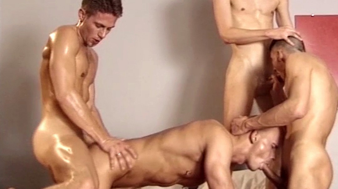 When there's cock for 3, there's cock for more!