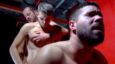Gay french porn video of Ridley Dovarez