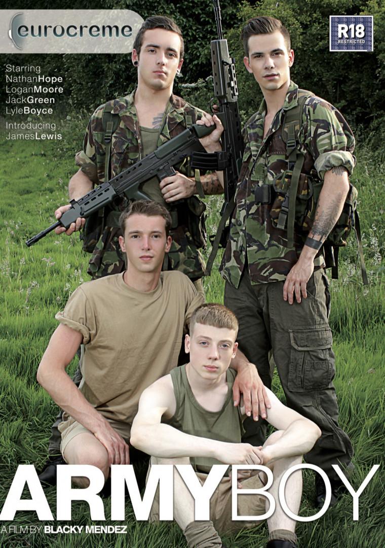 armyboy   Cover EU