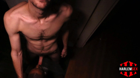 L18806 HARLEMSEX gay sex porn hardcore fuck videos bj blowjob deepthroat mouthfuck suck slut xxl cocks cum shot spunk 11