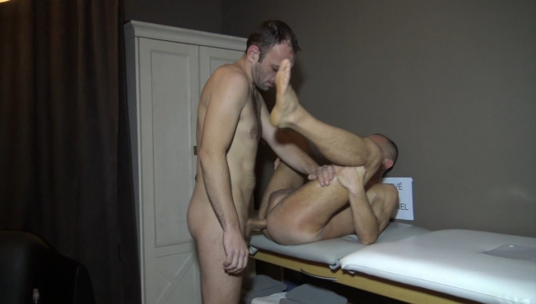 the firs gay porn shoo for MAX