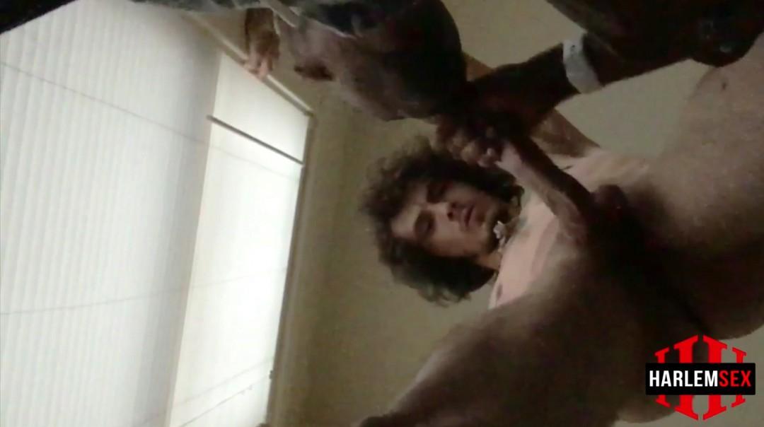 L18834 HARLEMSEX gay sex porn hardcore fuck videos black bbk deepthroat papi thug cum 006