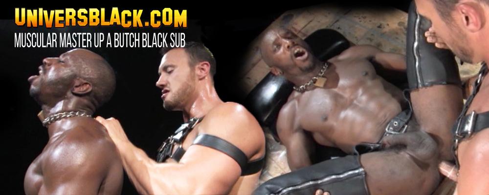 Musuclar black - UB