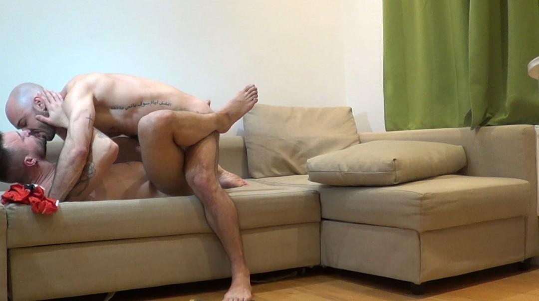 Webcam porn backstage Danny BOSS baisé par Nando FERNANDEZ
