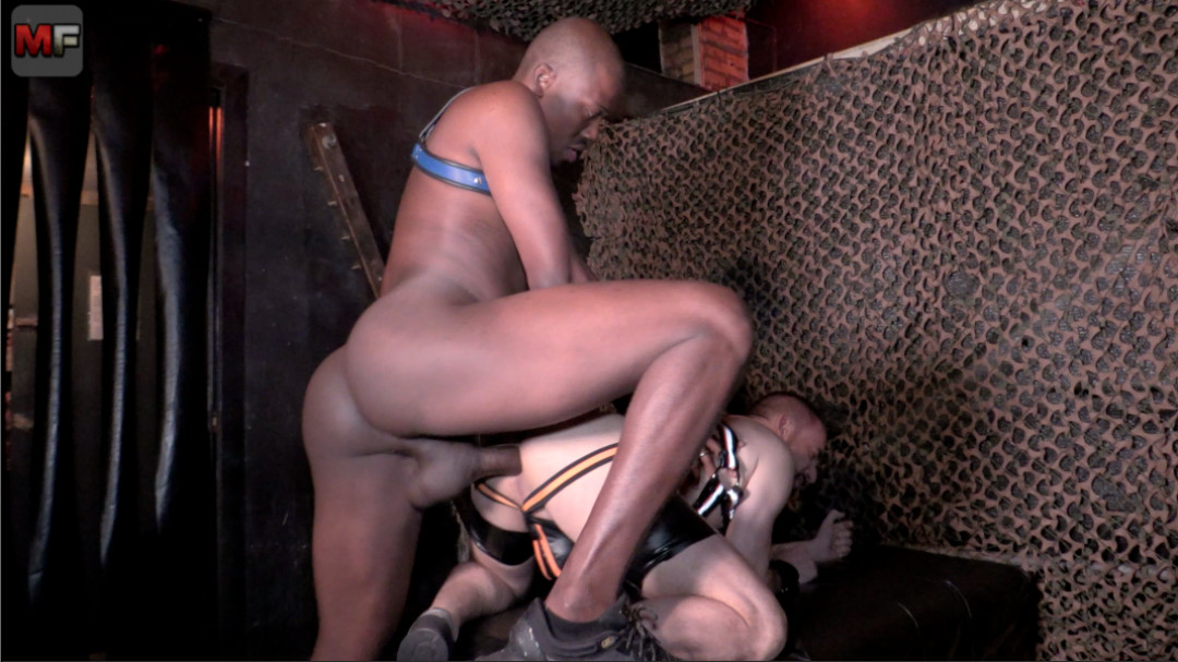 SLUT DADDY & THE BLACK MANDINGO