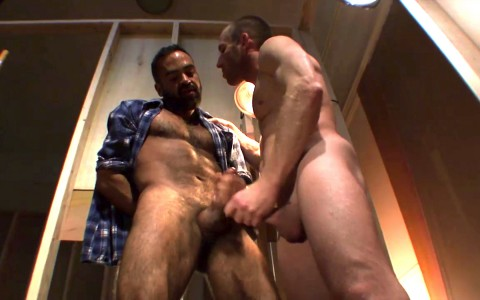 L16096 MISTERMALE gay sex porn hardcore fuck videos butch scruff macho hunks 08