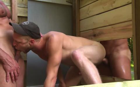 L16298 MISTERMALE gay sex porn hardcore fuck videos males hunks studs hairy beefy men 15