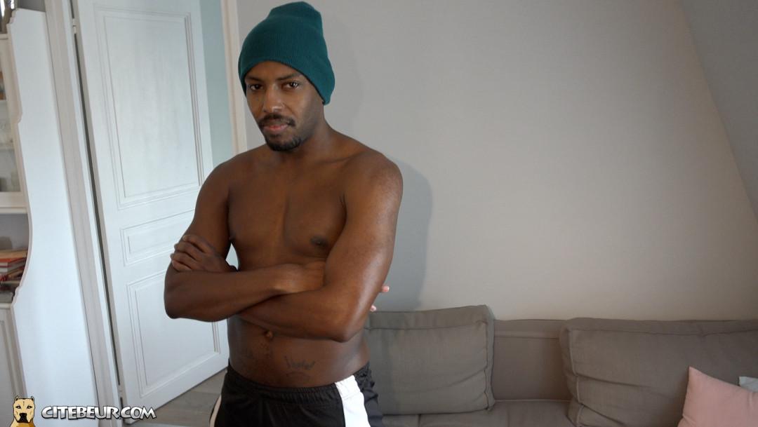 Sultan MMXII black gay man