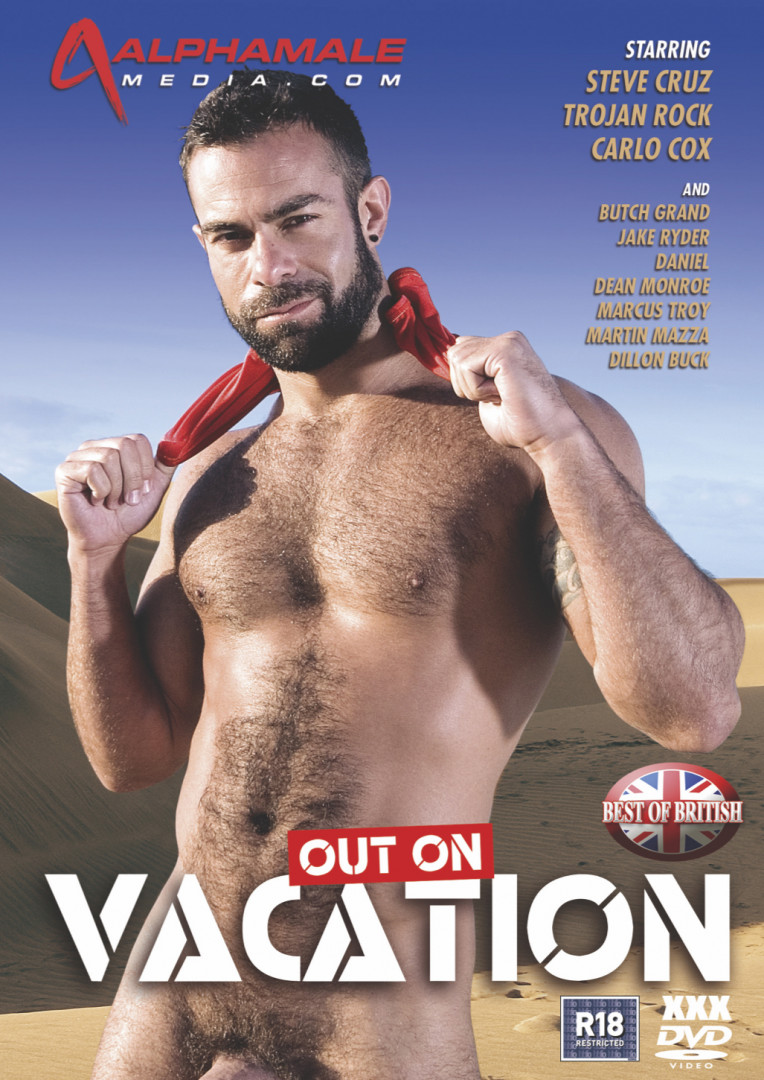 Out on Vacation US cover