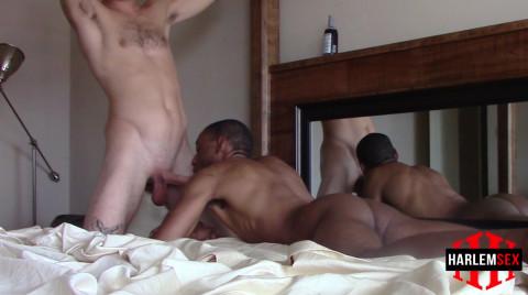 L18691 HARLEMSEX gay sex porn hardcore fuck videos bbk bareback deepthroat cum load xxl cock blowjob slut 003