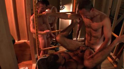 L16098 MISTERMALE gay sex porn hardcore fuck videos daddy hunks scruff hairy beefcakes 14