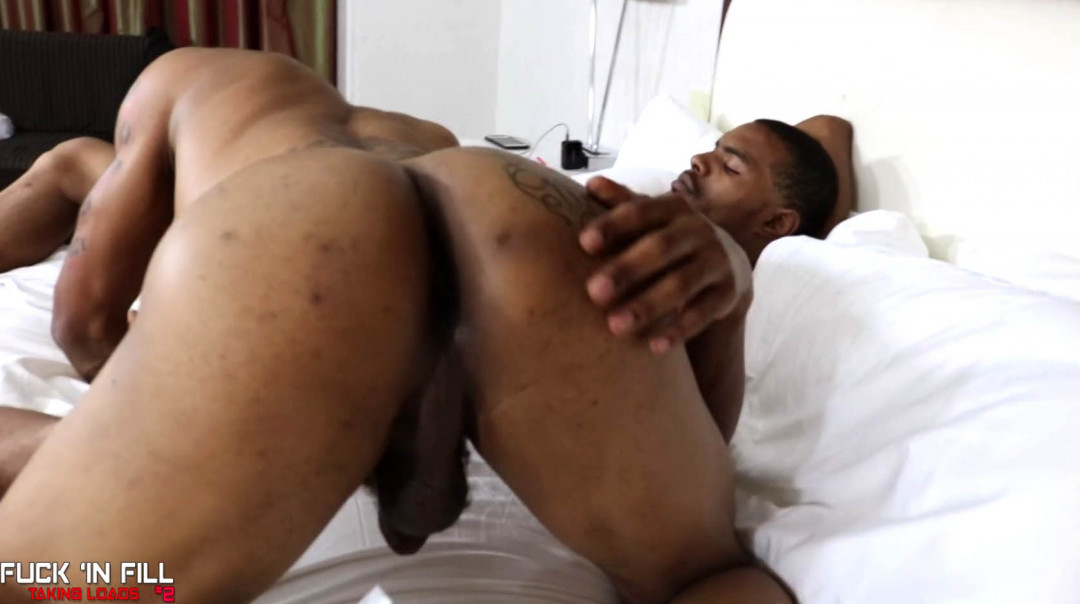 Black men, gay anal fuck