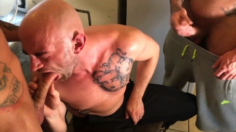 L17526 TRIGA gay sex porn hardcore fuck videos brit chav scally uk lads cum wank 09