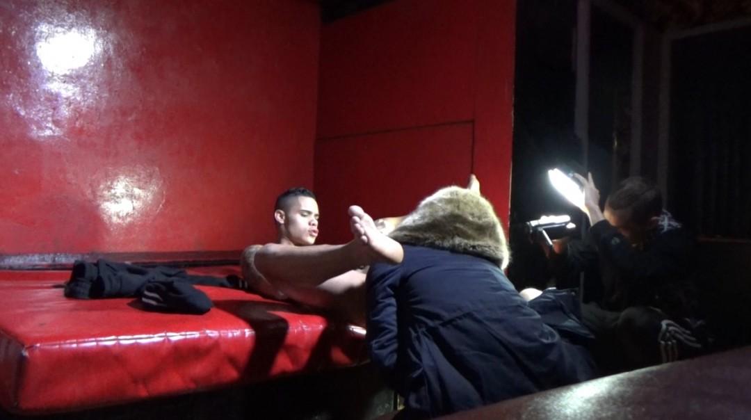 Webcam Porn shoot Randi JUNIOR fucked by ROmantik