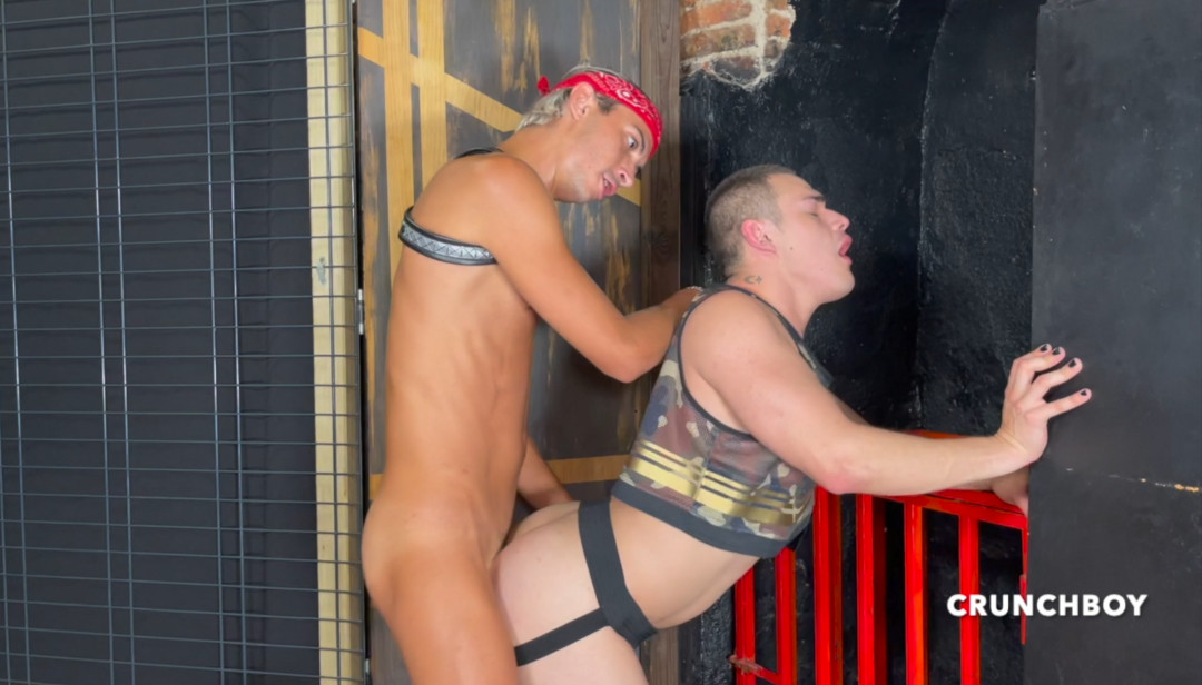 The submissive ANTONI pussycat well fucked by Peyo FONTE