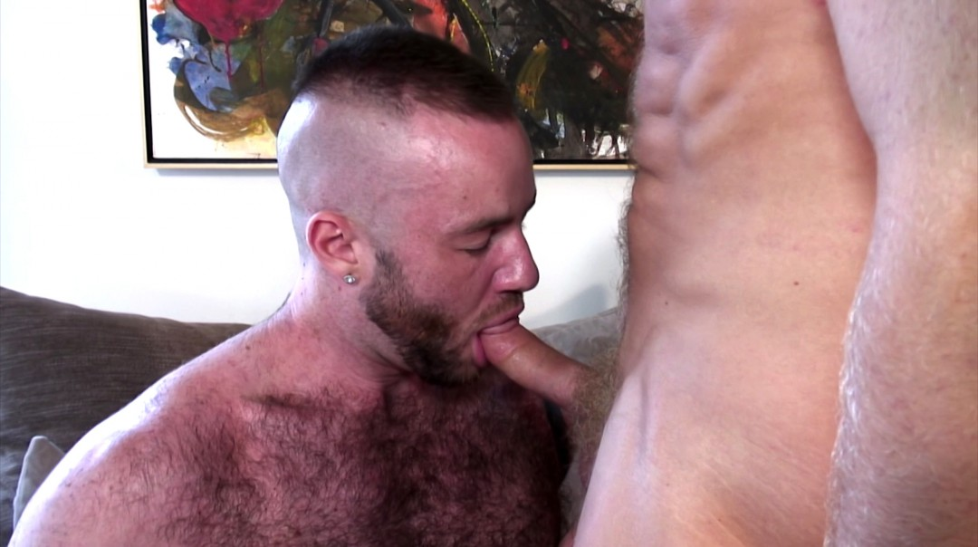 Horny Hunks